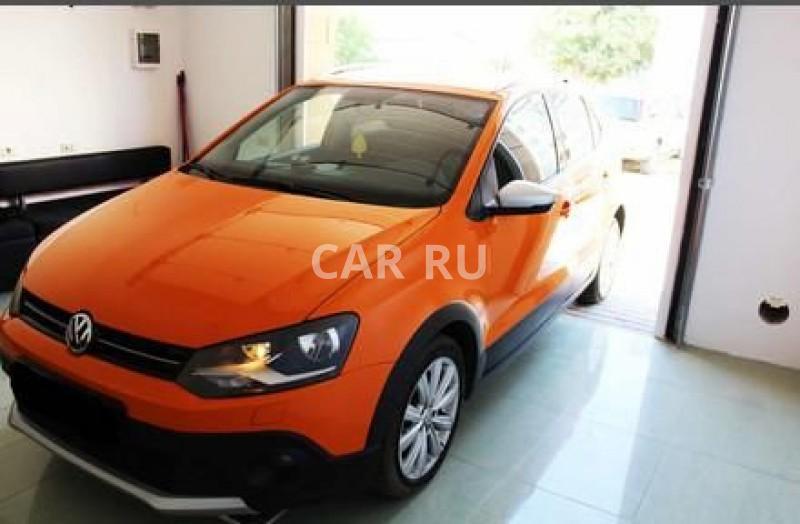 Volkswagen Polo, Белгород
