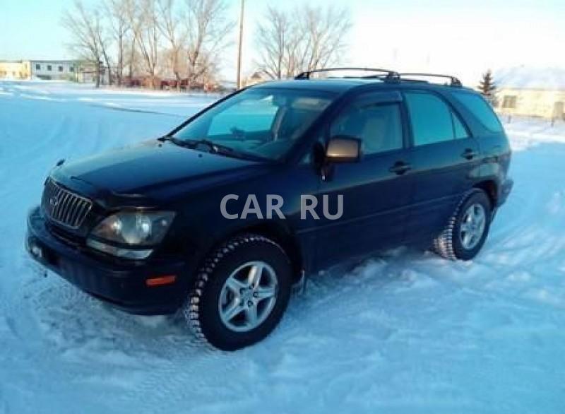 Lexus RX, Барнаул