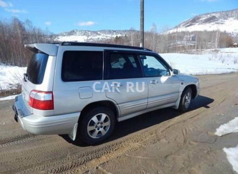 Subaru Forester, Артёмовск
