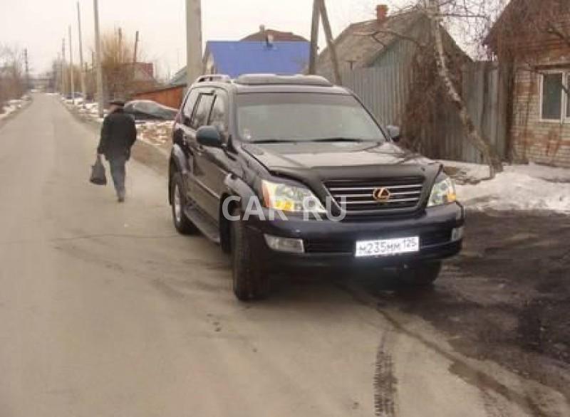 Lexus GX, Артём