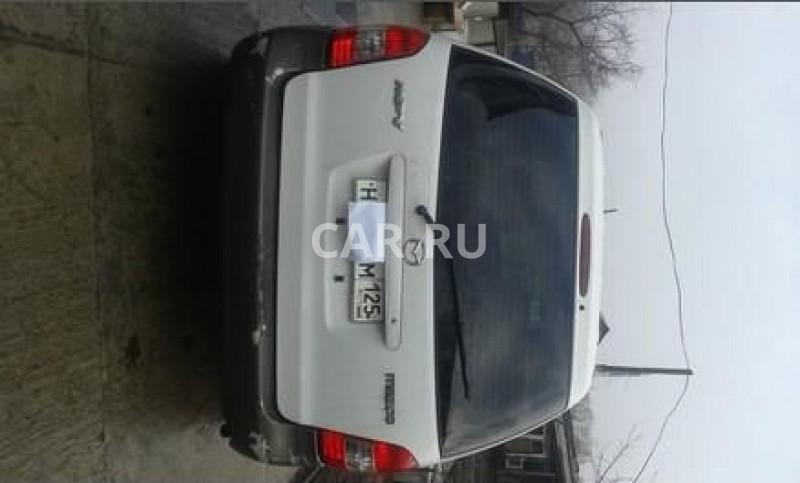 Mazda MPV, Артём