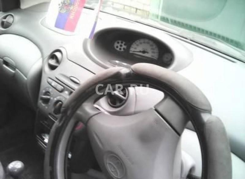 Toyota Vitz, Ачинск