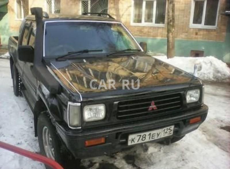 Mitsubishi Strada, Арсеньев