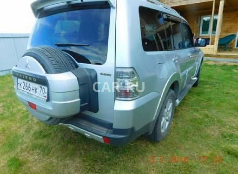 Mitsubishi Pajero, Асино