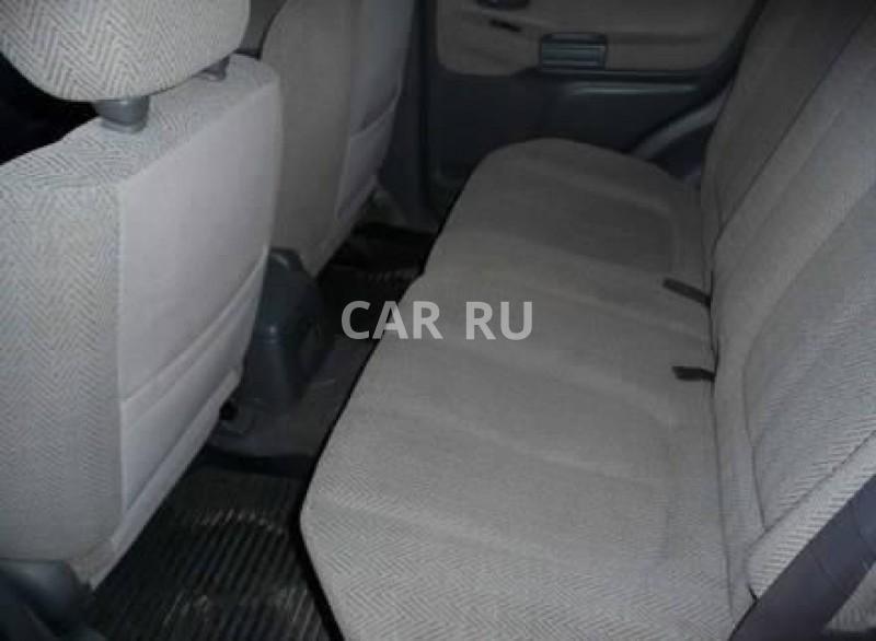 Chevrolet Tracker, Белинский