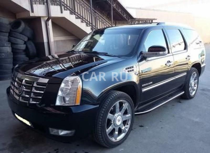 Cadillac Escalade, Анапа