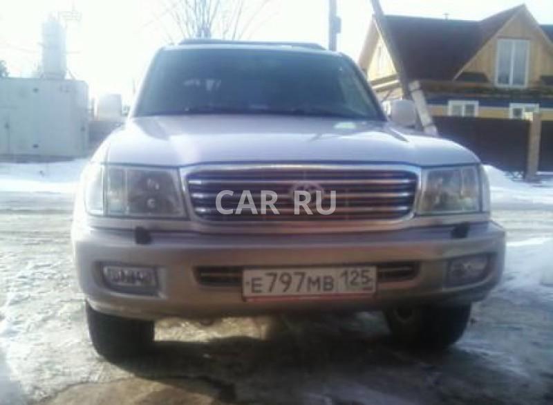 Toyota Land Cruiser, Арсеньев
