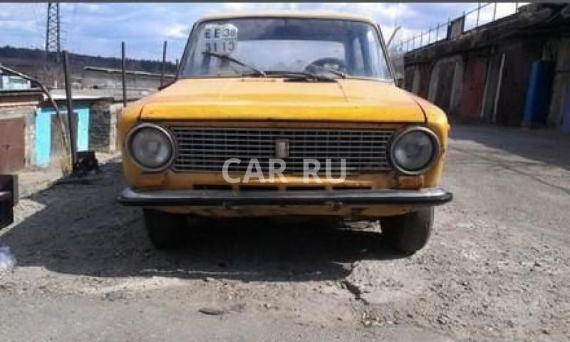 Lada 2101, Ангарск