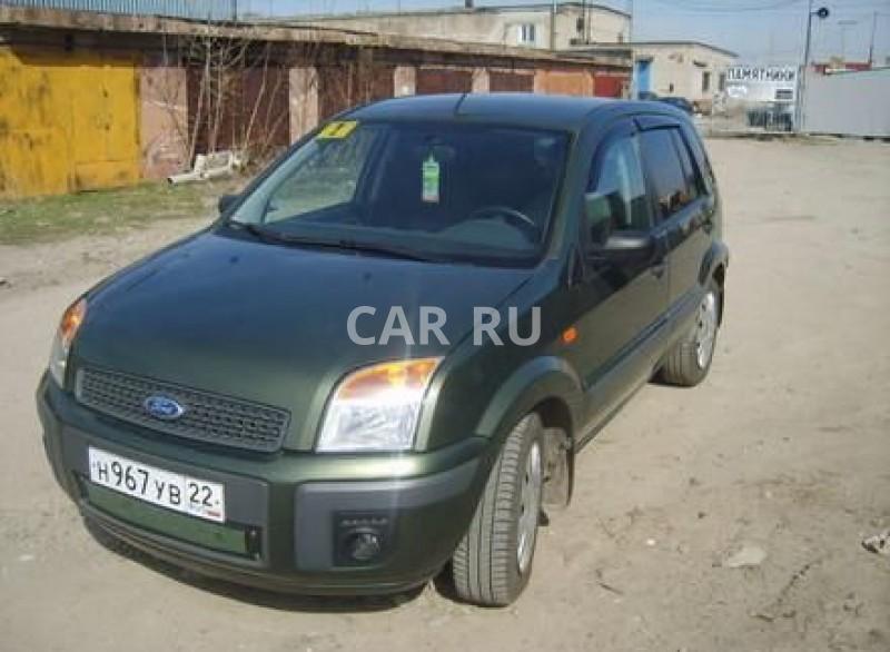 Ford Fusion, Барнаул