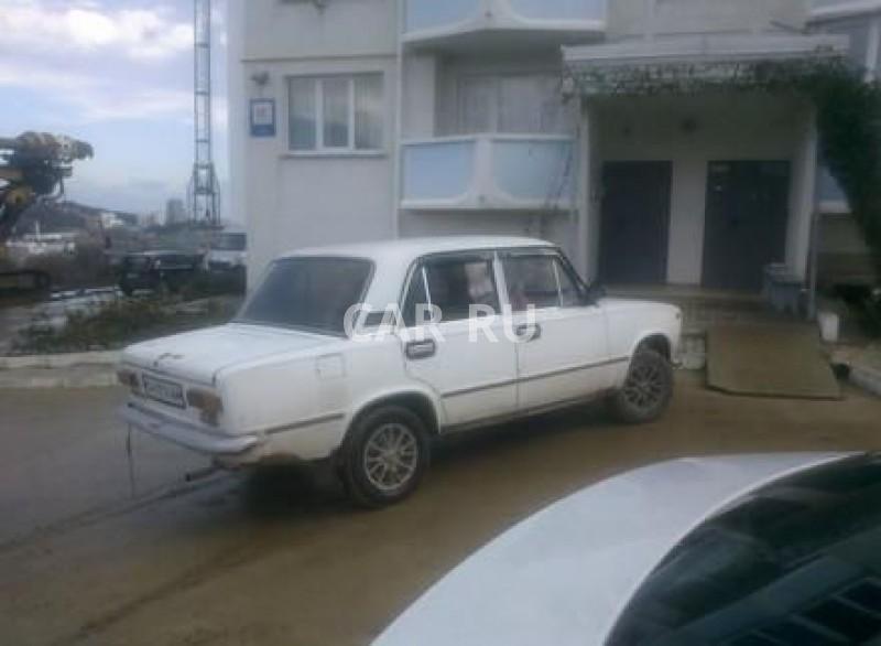 Lada 2101, Алушта