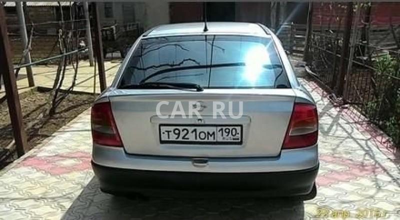 Opel Astra, Азовское