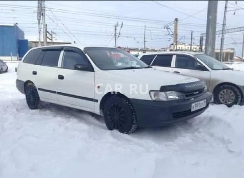 Toyota Caldina, Абакан