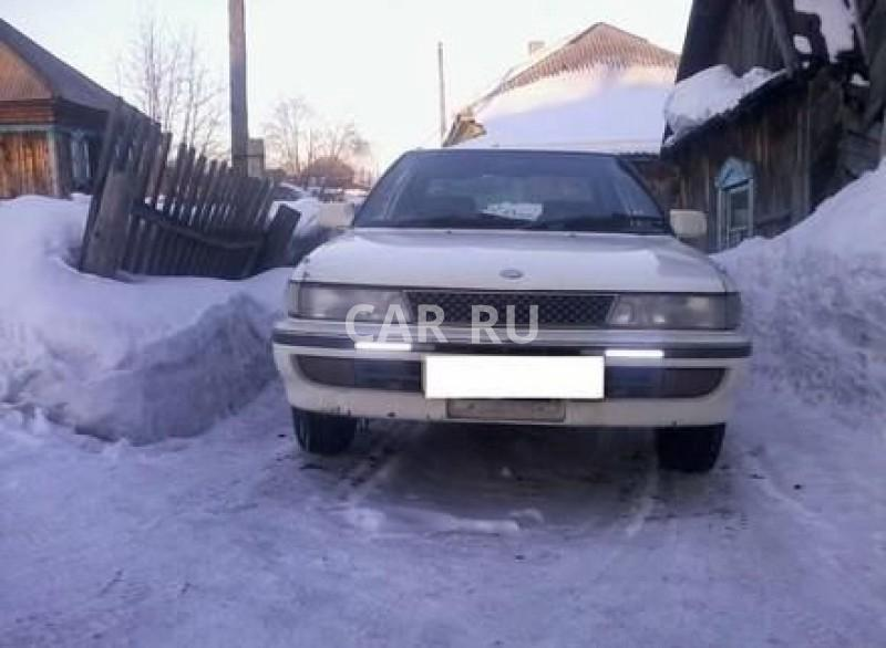 Toyota Sprinter, Анжеро-Судженск