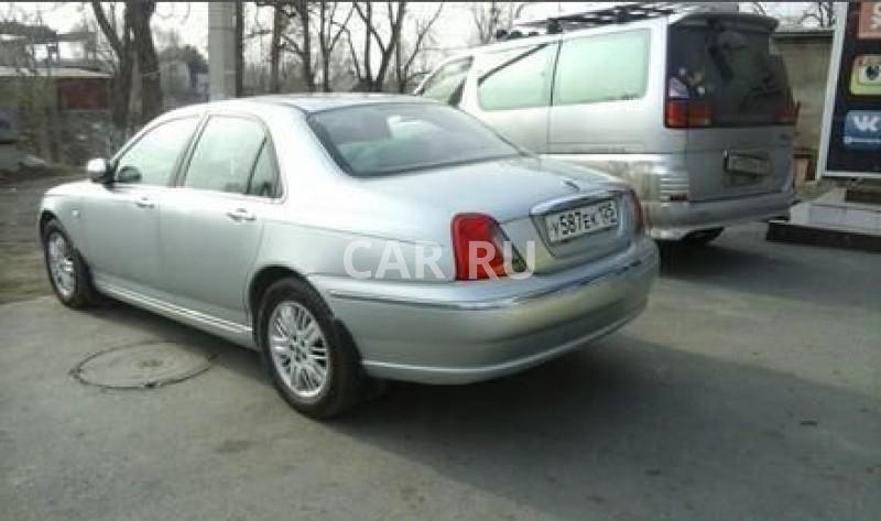 Rover 75, Артём