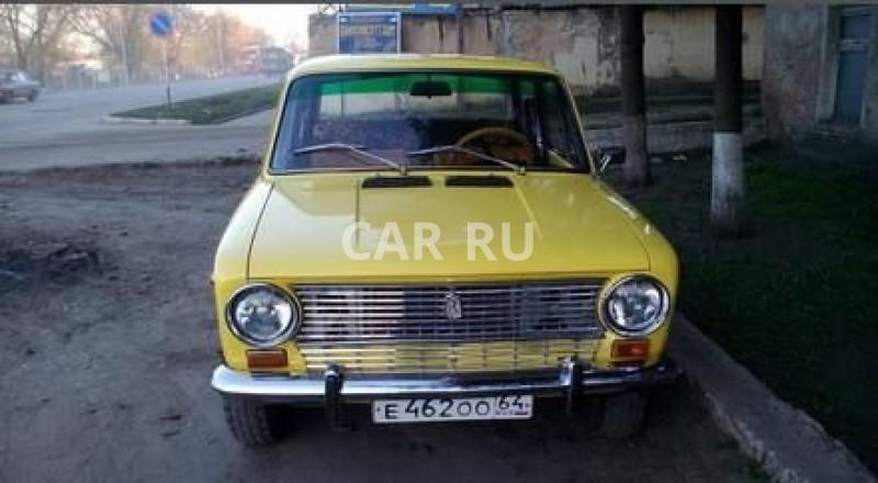 Lada 2101, Аткарск