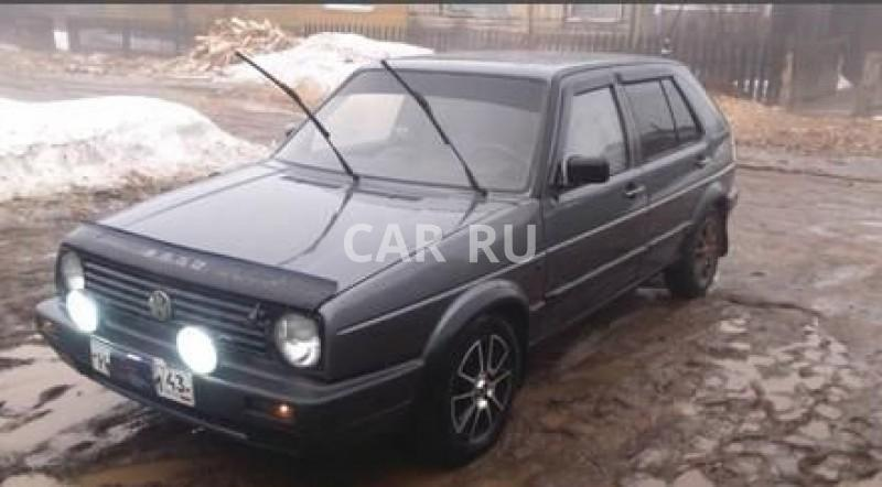 Volkswagen Golf, Афанасьево
