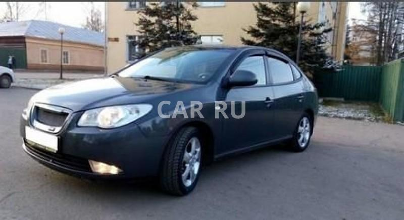 Hyundai Elantra, Бежецк