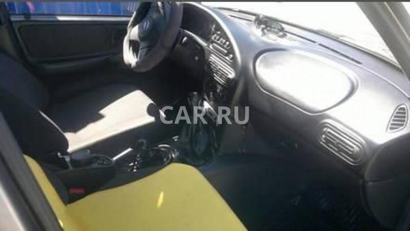 Chevrolet Niva, Арамиль