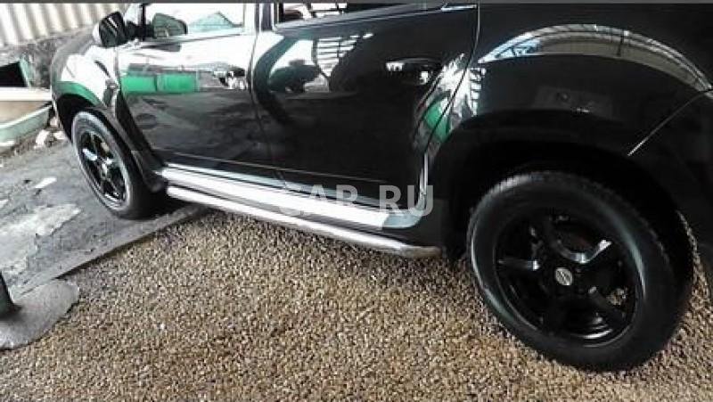 Renault Duster, Анапская