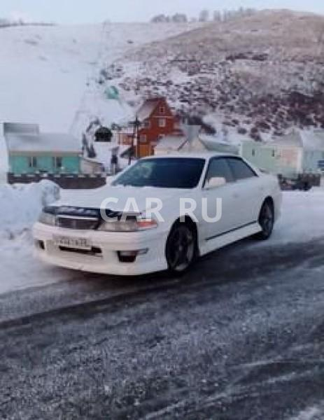 Toyota Mark II, Алтайское
