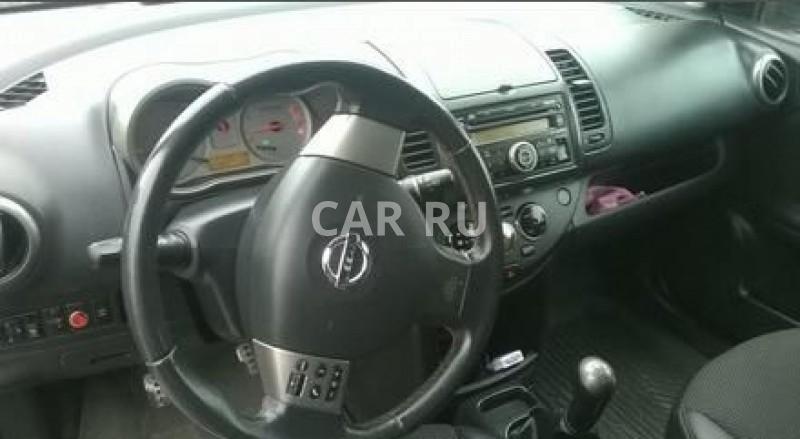 Nissan Note, Батайск