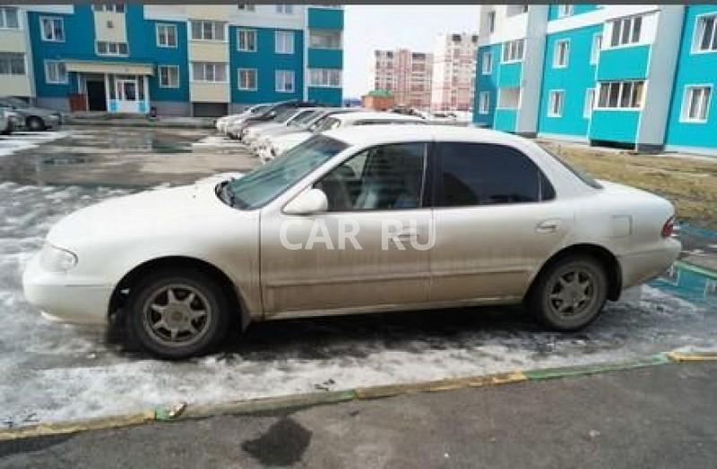 Kia Clarus, Барнаул