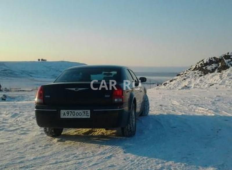 Chrysler 300C, Анадырь