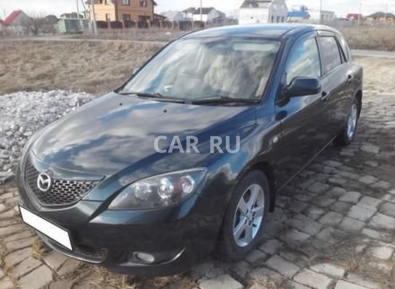 Mazda Axela, Белгород