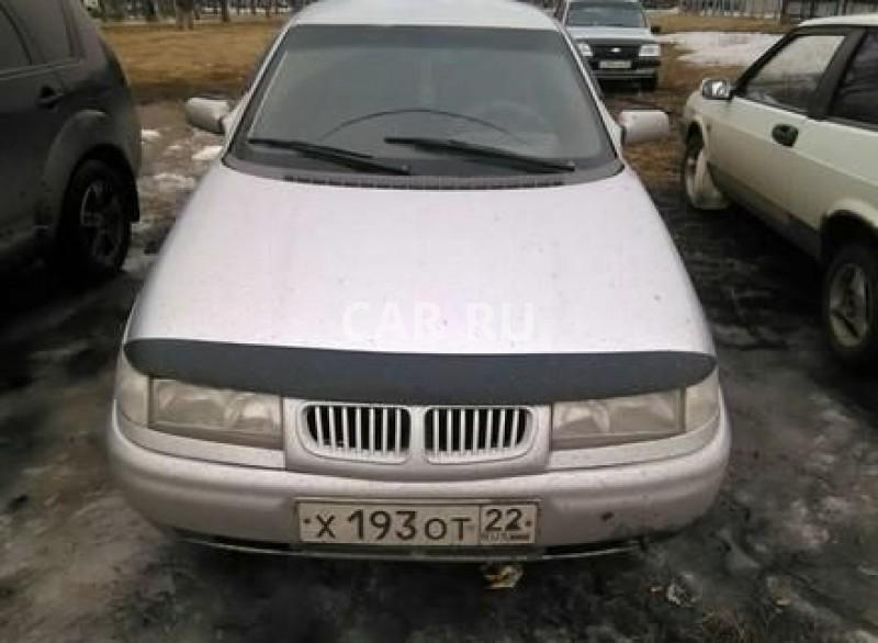 Lada 2112, Алейск