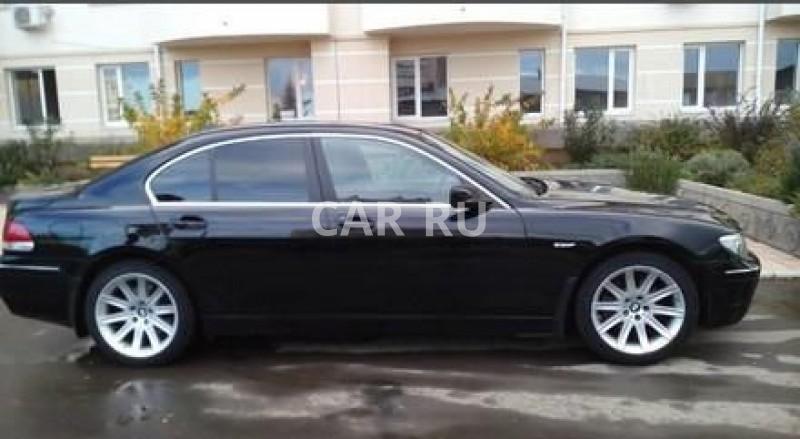 BMW 7-series, Алушта