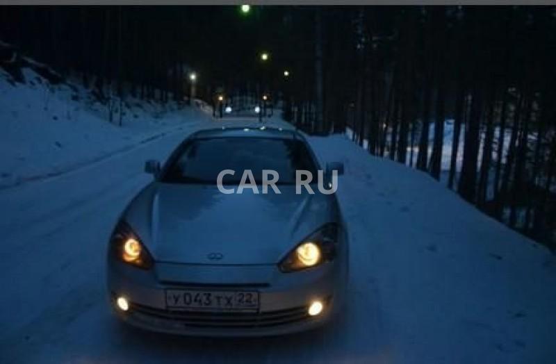 Hyundai Coupe, Алейск