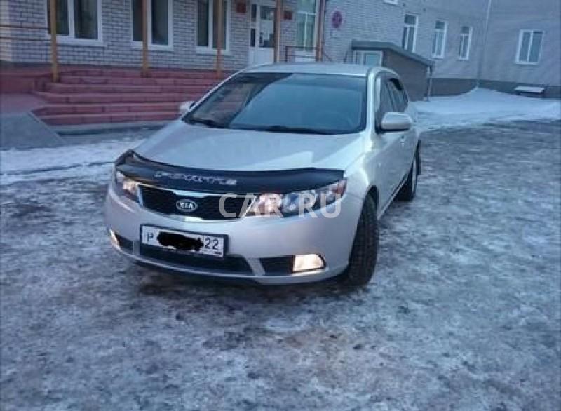 Kia Forte, Барнаул