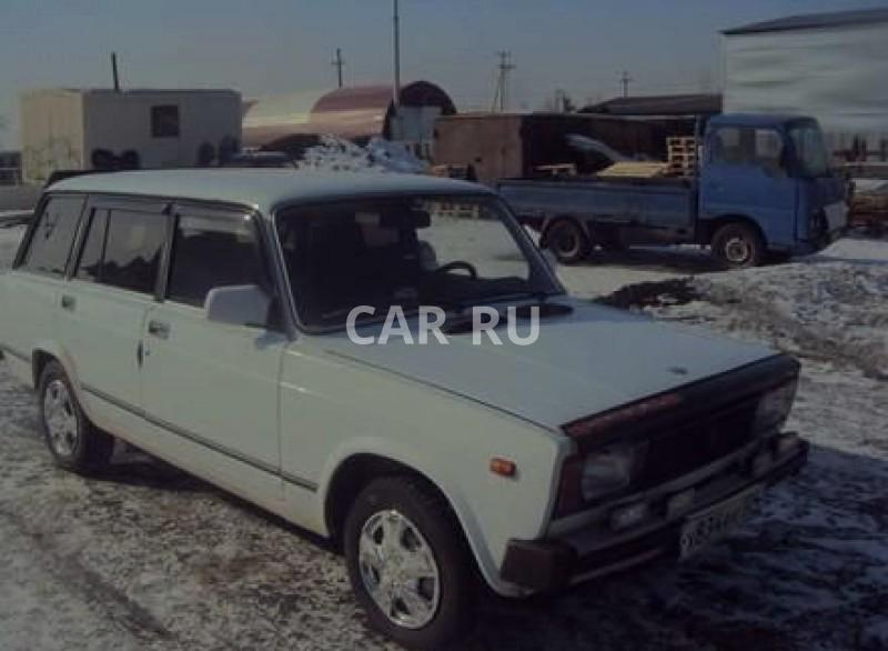 Lada 2104, Абакан