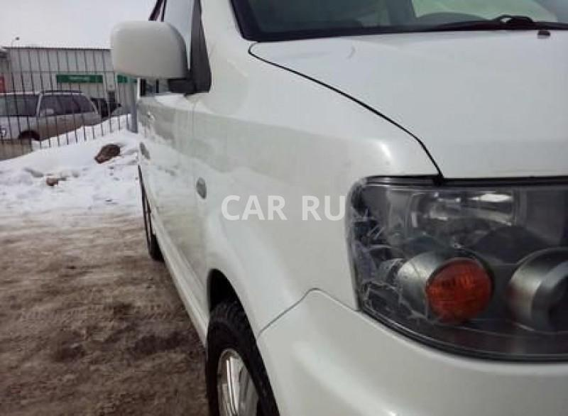 Nissan Otti, Ангарск