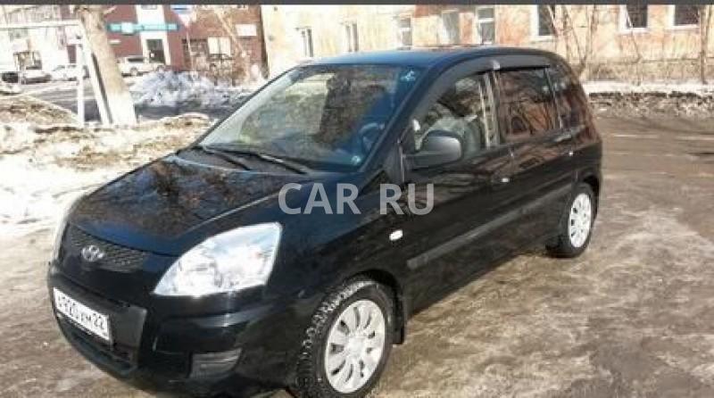 Hyundai Matrix, Барнаул