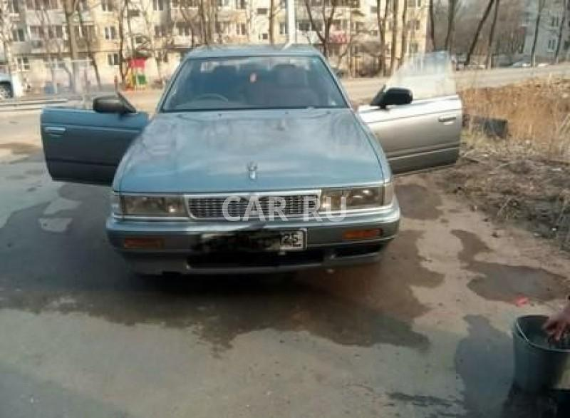 Nissan Laurel, Артём