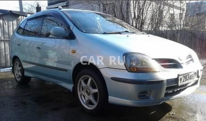 Nissan Tino, Абакан