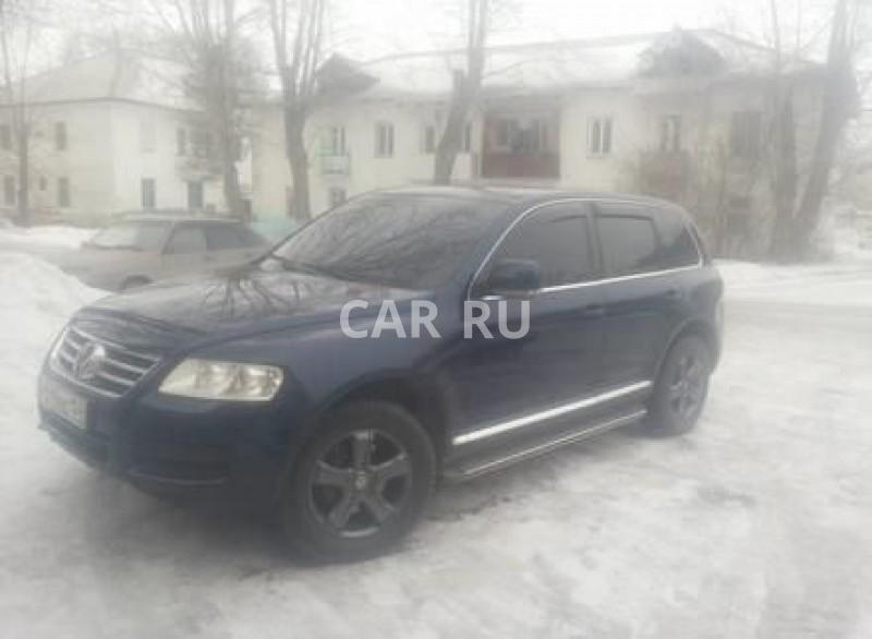 Volkswagen Touareg, Ачинск