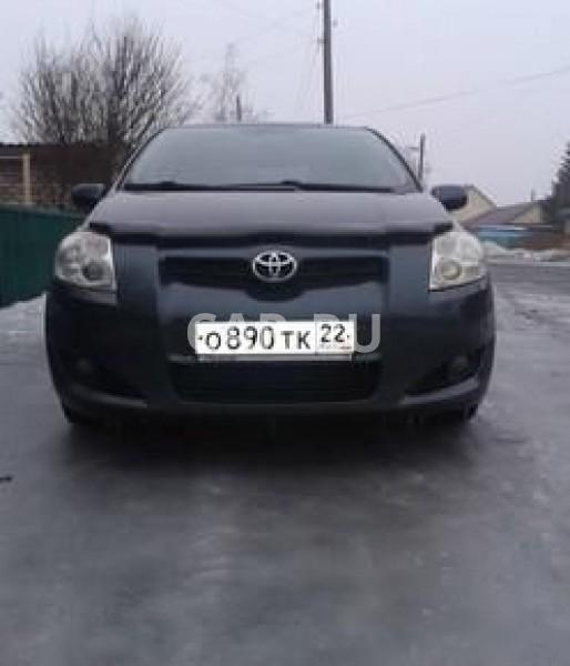 Toyota Auris, Алейск