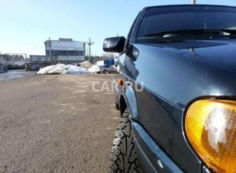 Lada 2113, Белебей