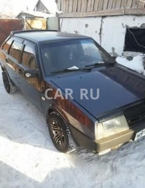 Lada 2109, Бай-Хаак