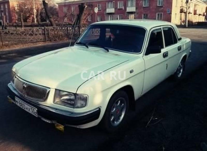 Газ Volga, Барабинск