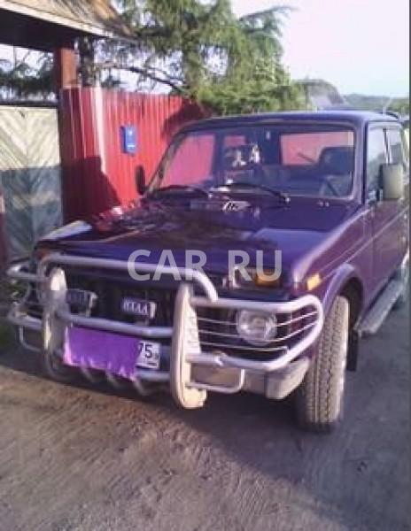 Lada 2121, Аксеново-Зиловское