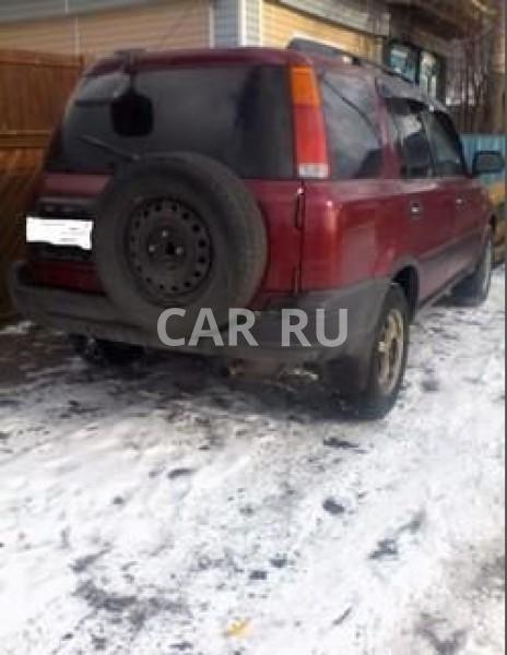 Honda CR-V, Байкал