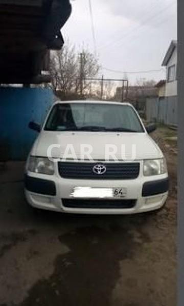 Toyota Succeed, Балашов