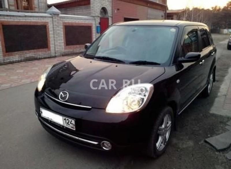 Mazda Verisa, Абакан