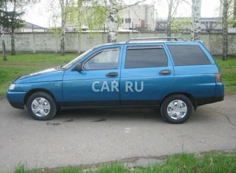 Lada 2111, Барнаул