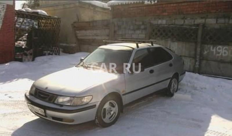 Saab 9-3, Ангарск