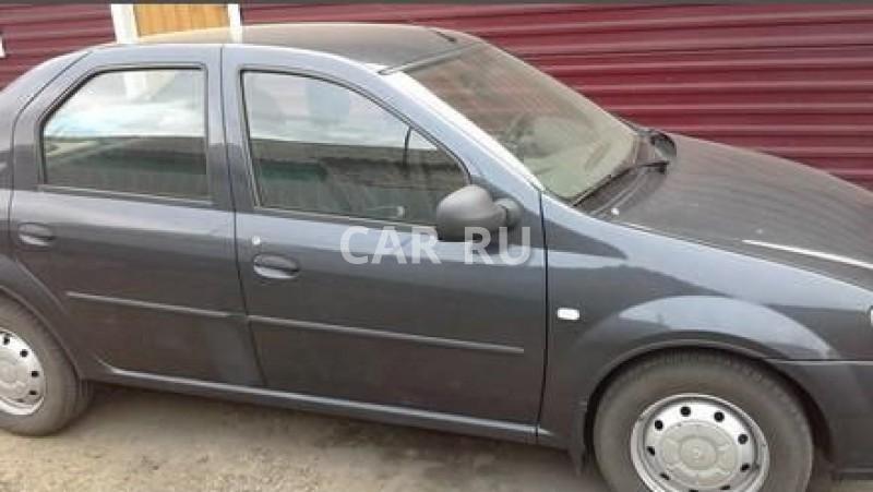 Renault Logan, Алейск