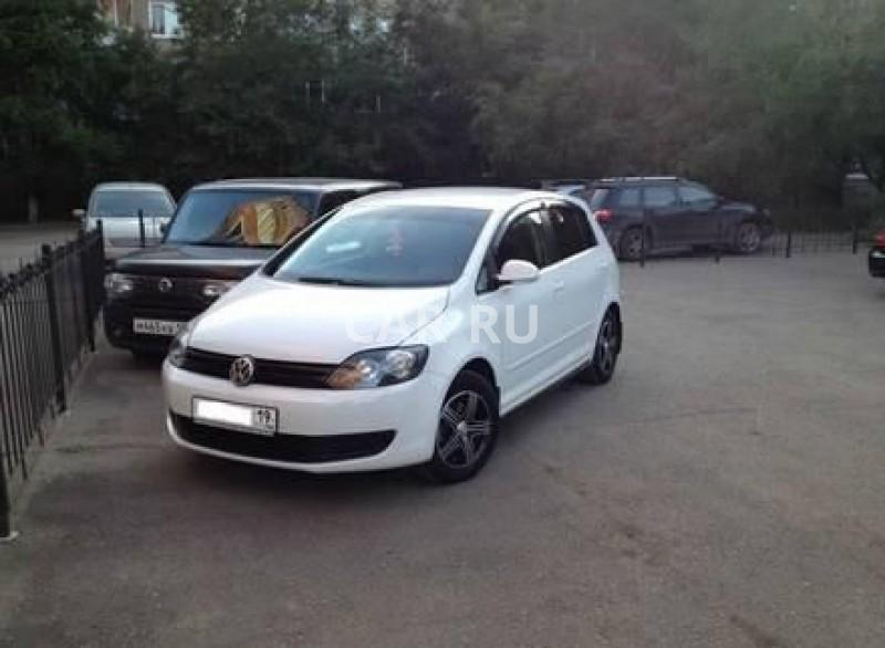 Volkswagen Golf plus, Абакан